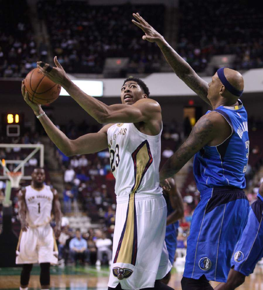 Pelicans end preseason with fourth straight win _lowres
