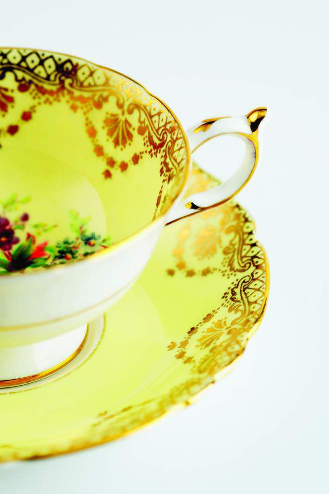 Herb Society hosting tea-tasting event _lowres