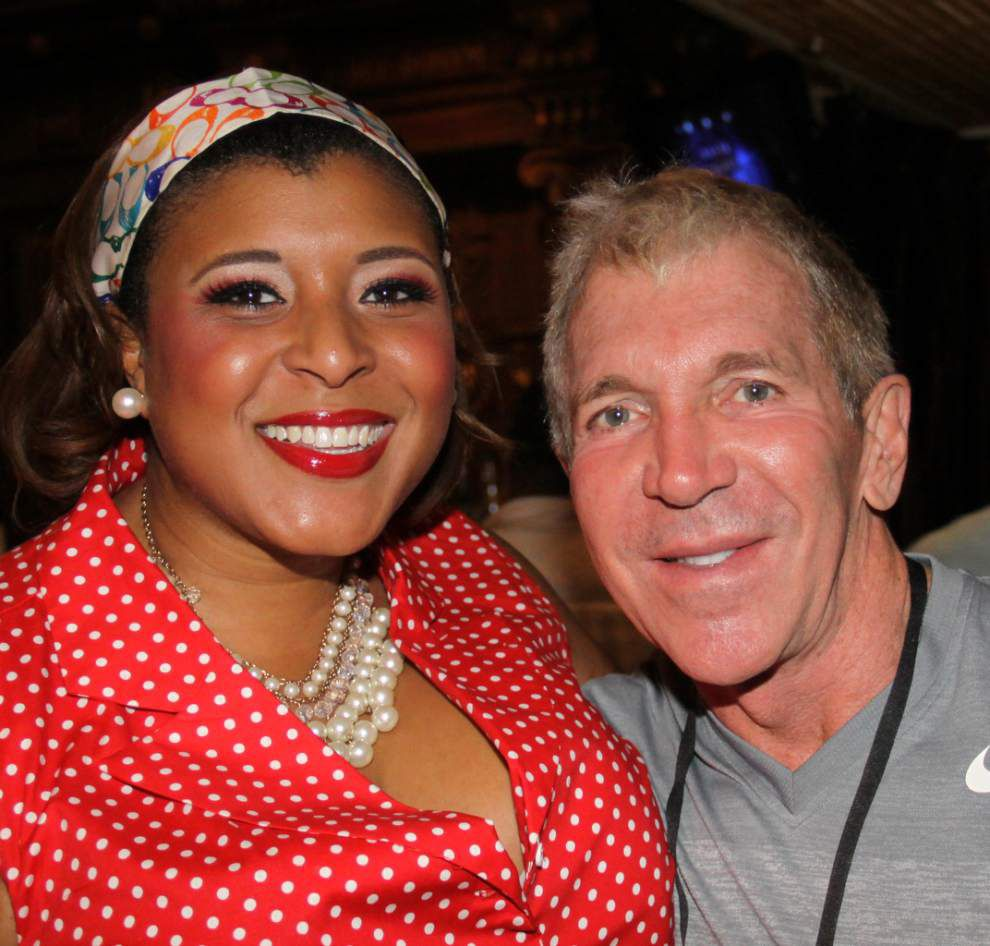 Steven Forster's New Orleans Party Central: Photos from Paradise Brunch -- a benefit for Project Lazarus -- at House of Blues _lowres