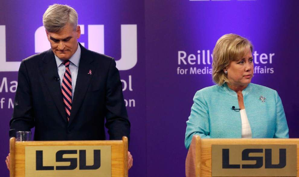 UNO poll: Bill Cassidy would be favored in runoff over Mary Landrieu; Louisiana headed in wrong direction _lowres