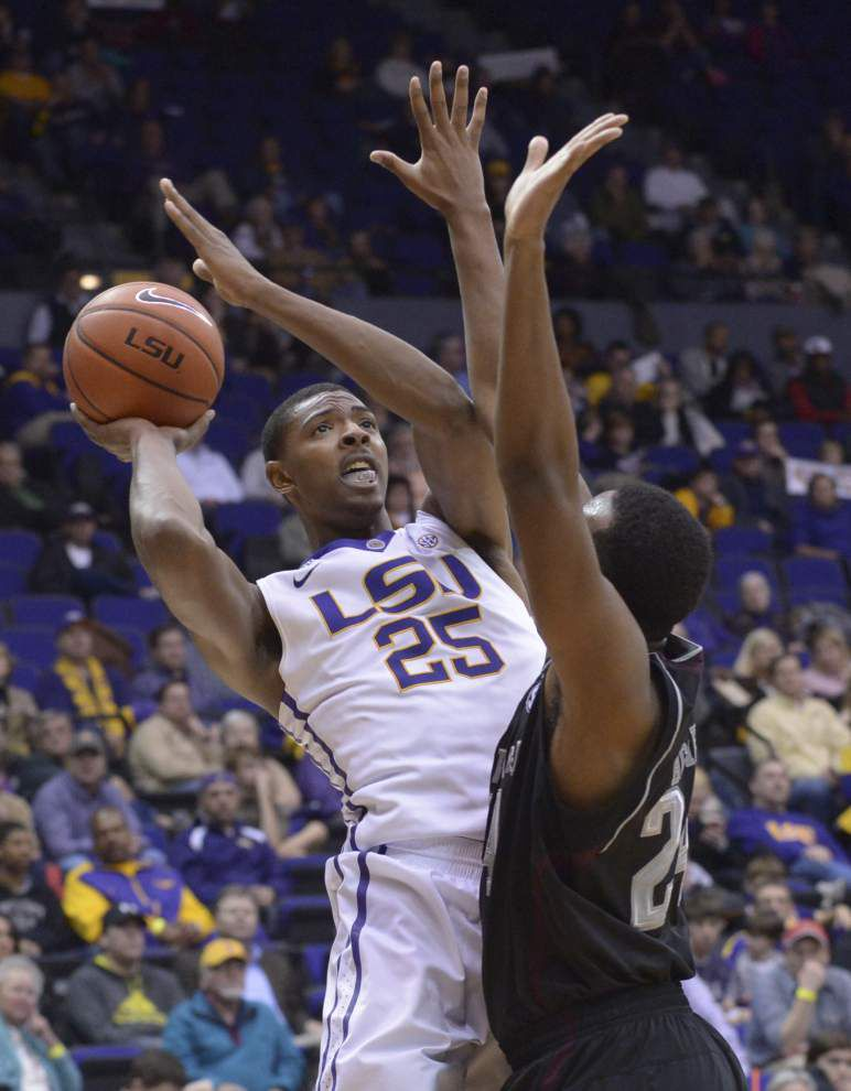 Father of LSU's Jordan Mickey: NBA decision still to be made _lowres