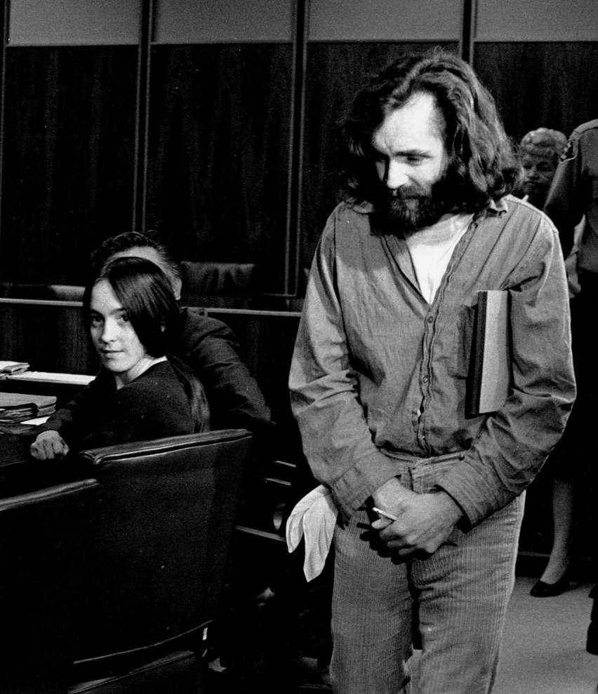 AP Exclusive: Charles Manson gets marriage license _lowres
