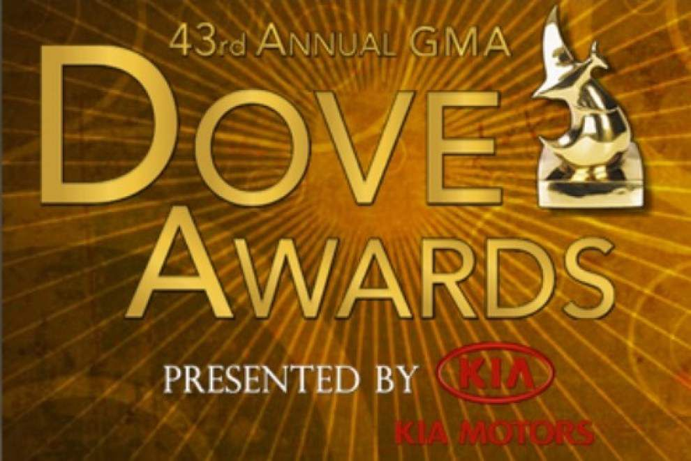 Dove Awards announce nominees _lowres