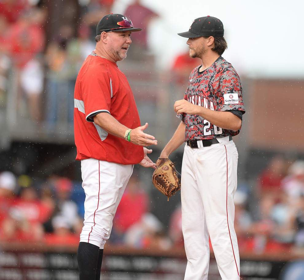 Cajuns start baseball practice with first game a month away _lowres