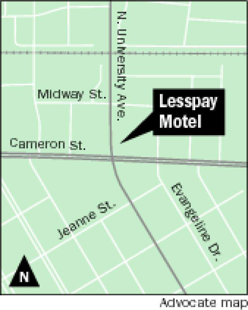 Effort underway to clean up Four Corners, buy Lesspay Motel _lowres