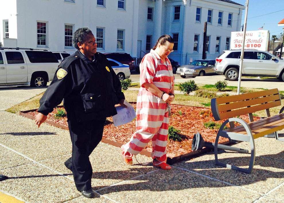 Breaux Bridge woman pleads guilty in mother's strangling death _lowres