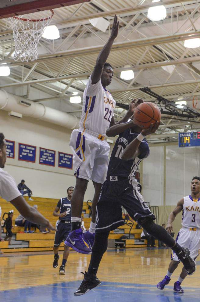 Karr, Scotlandville open with Country Day tourney wins _lowres