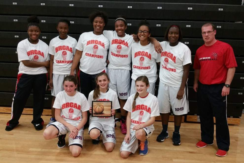 Lady Braves are champions _lowres