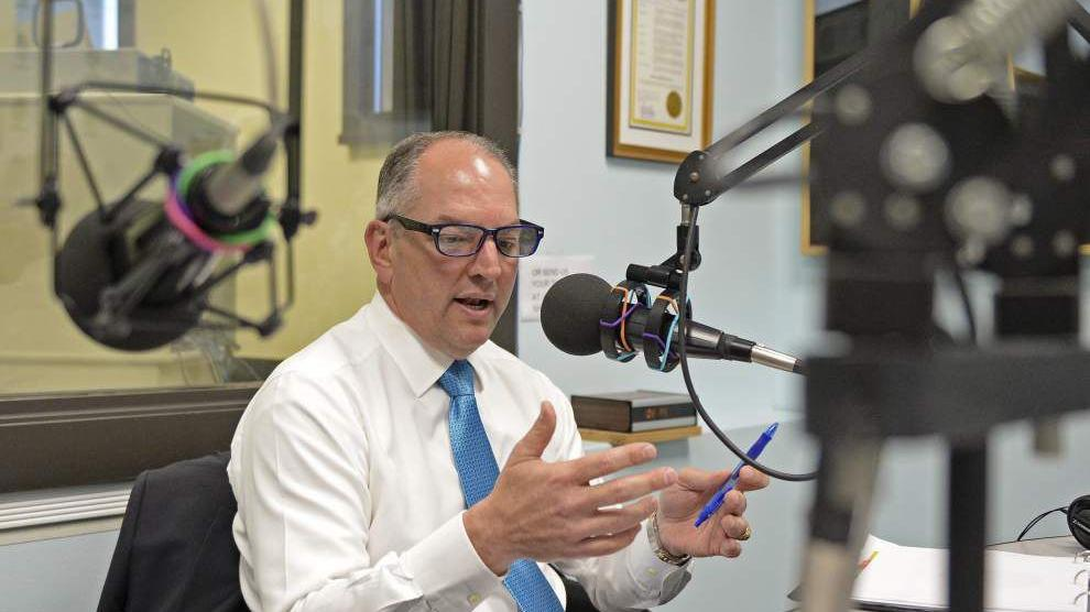 Live updates: Flood likely major topic in Gov. John Bel Edwards' call-in show