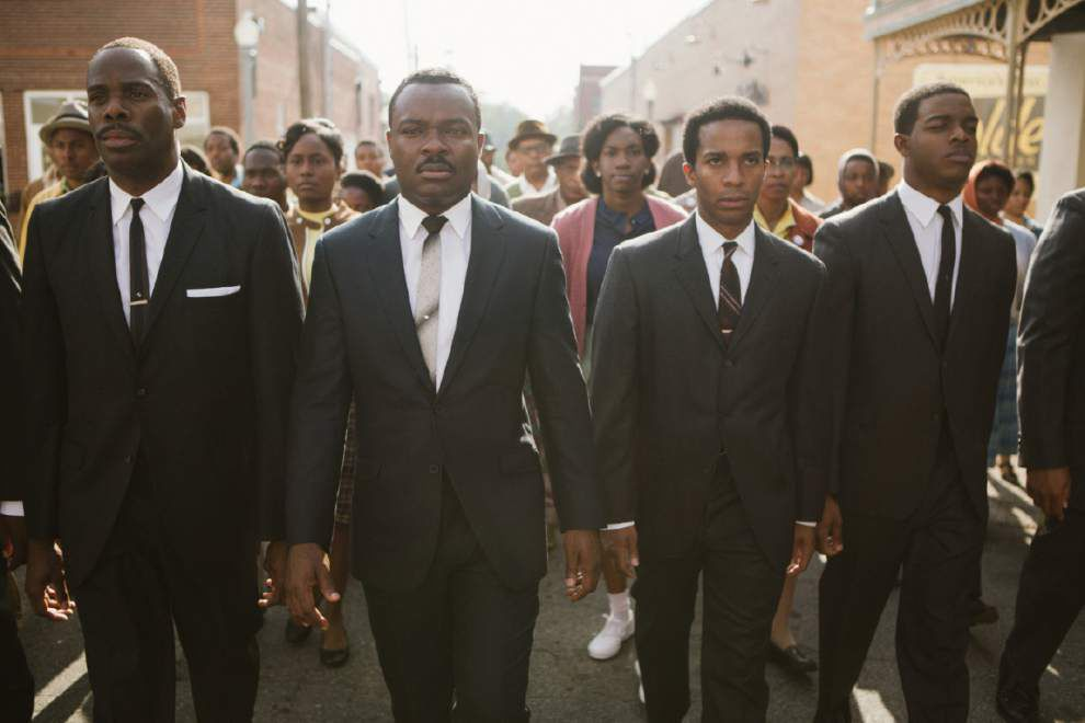 Film society showing advance screening of 'Selma' _lowres