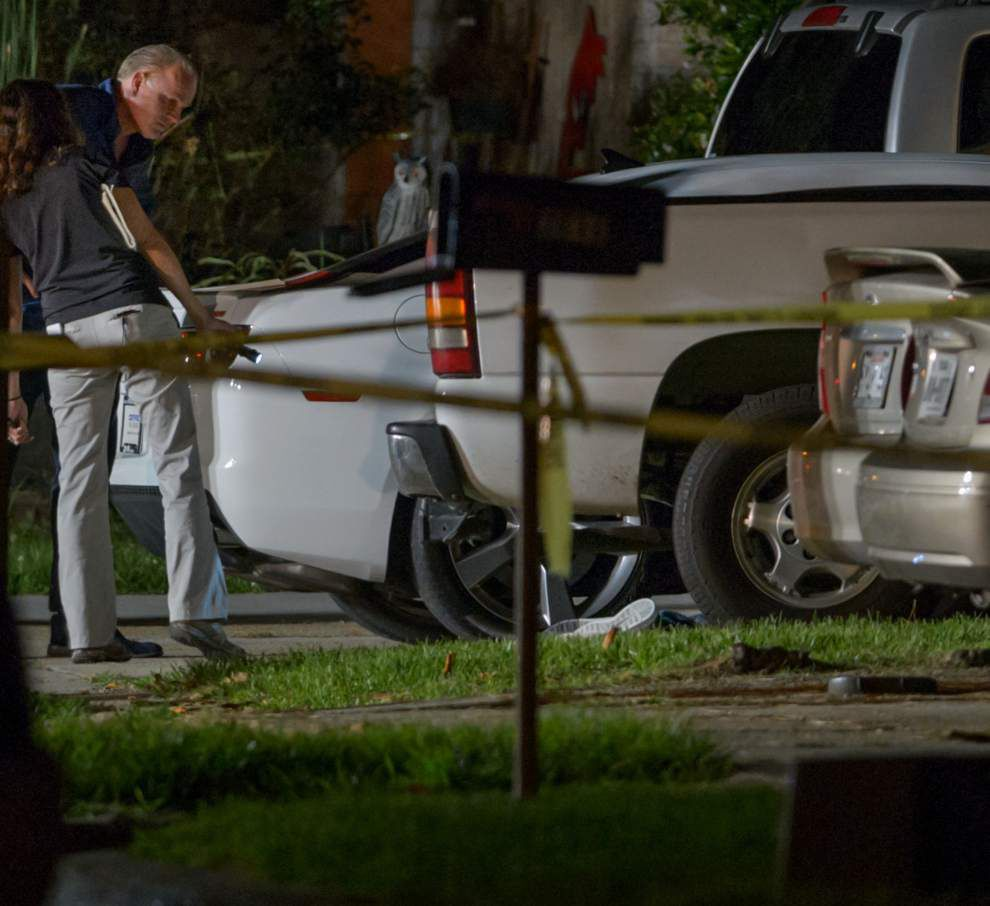 Photos: Jefferson Parish Sheriff's Office shooting _lowres