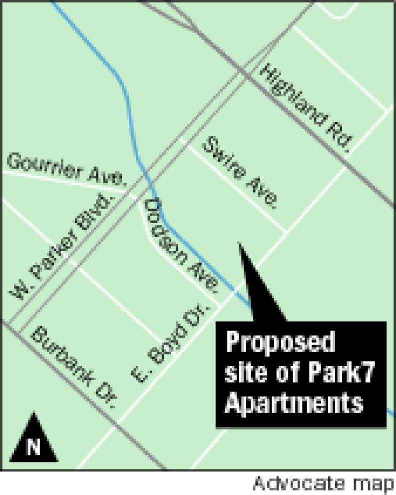 Plans submitted for 280-unit apartment complex near LSU _lowres