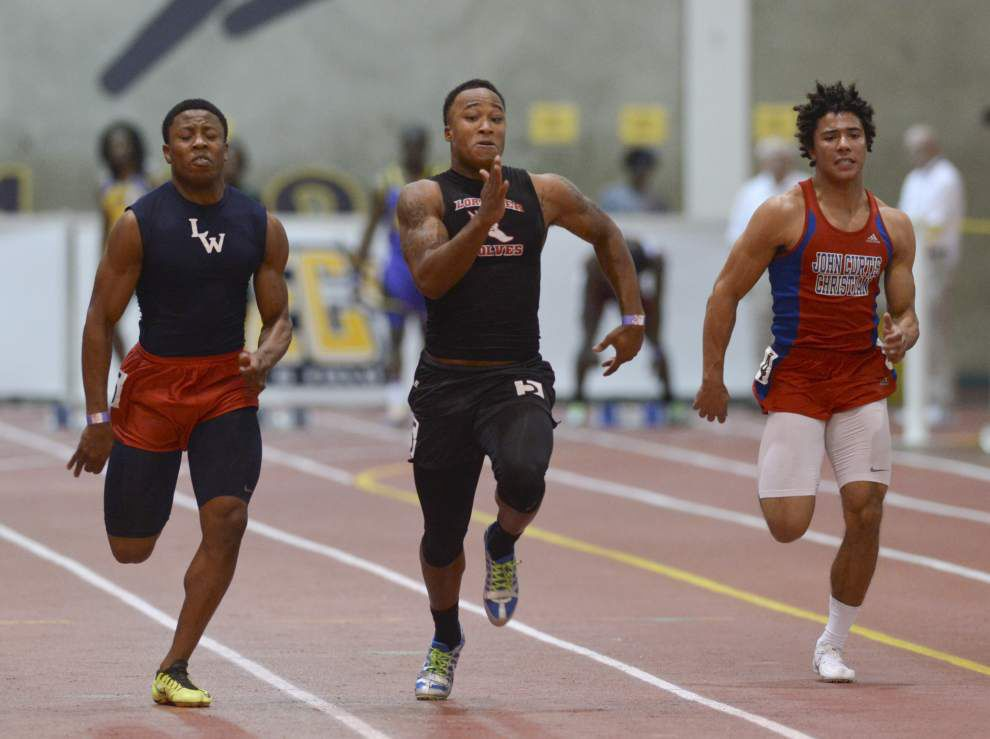LSU to host three prep track meets in renovated field house _lowres