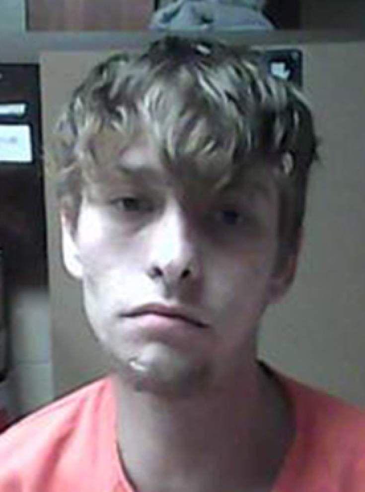 Third suspect arrested in St. Landry Parish thefts _lowres