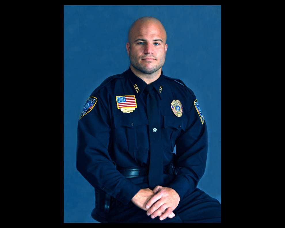 Slidell police detective dies three days after crash _lowres