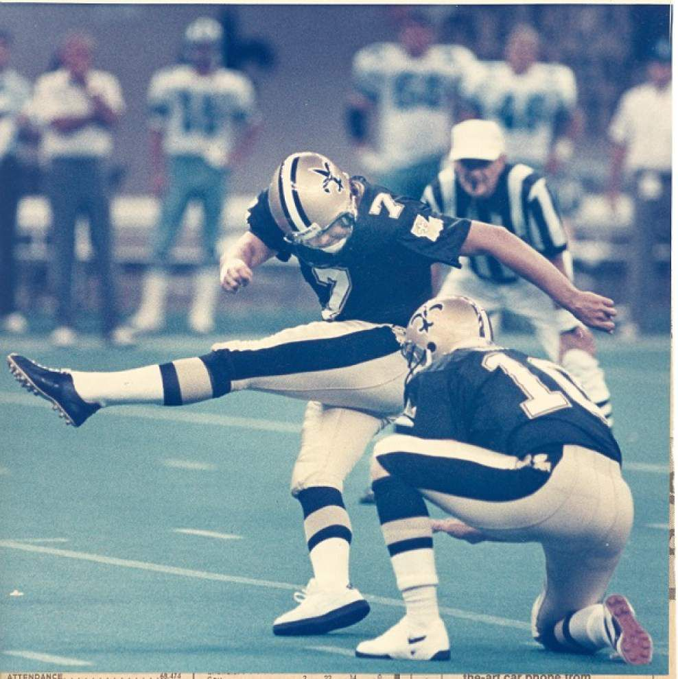 Former Saints kicker Morten Andersen falls short of Pro Football Hall of Fame enshrinement again _lowres