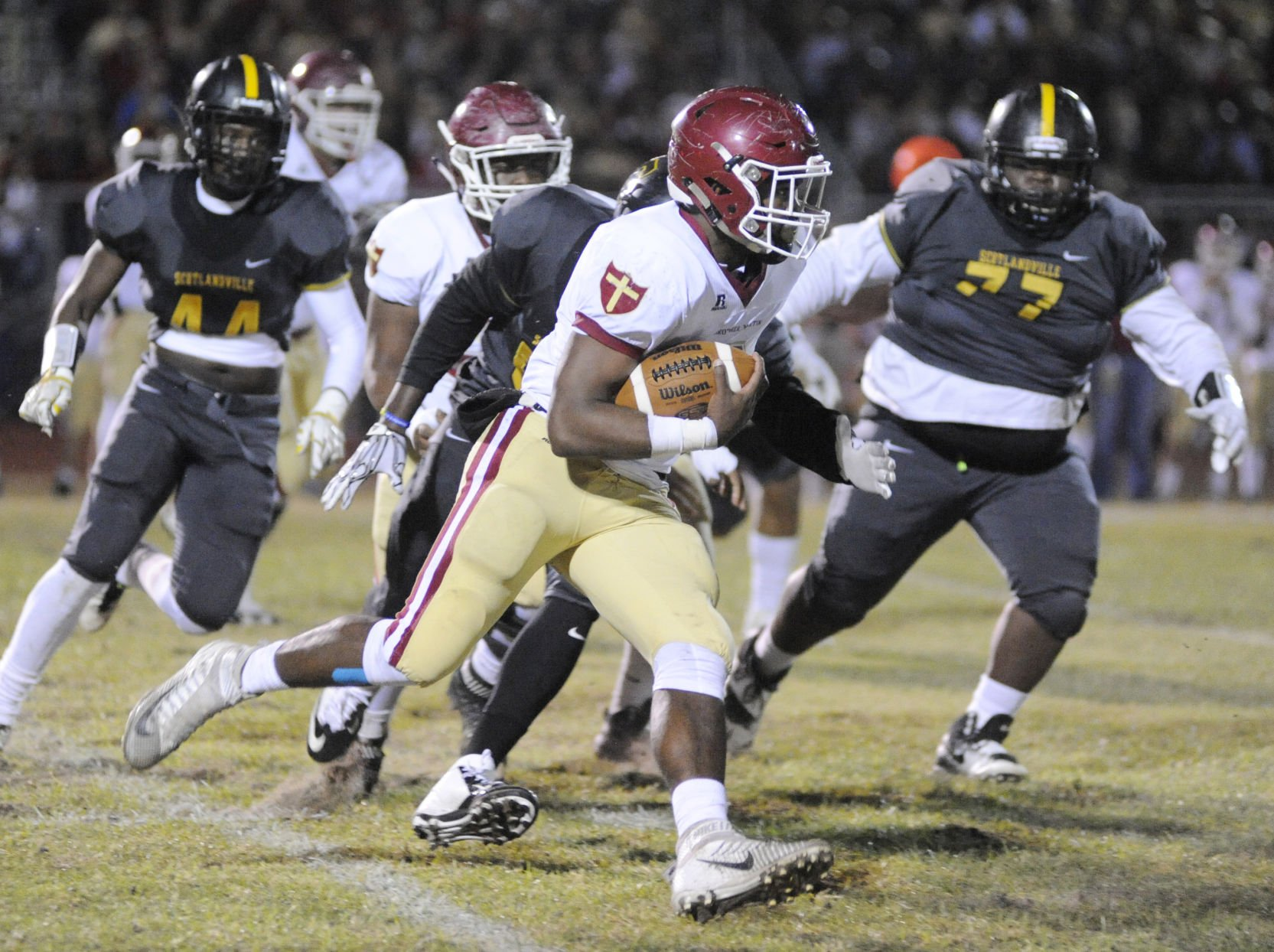 Scotlandville gets past Broadmoor