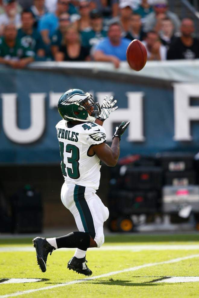 Darren Sproles is taking flight with the Eagles _lowres