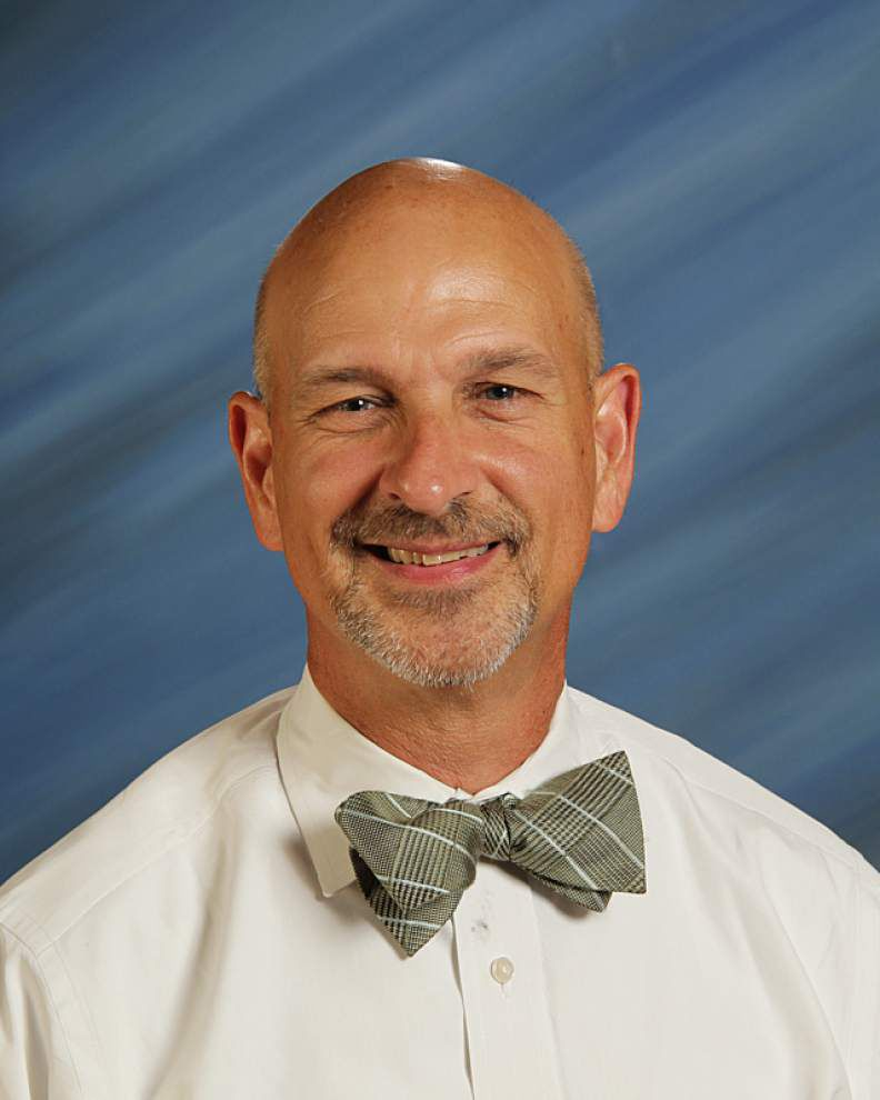 St. Michael's Andry named distinguished educator _lowres