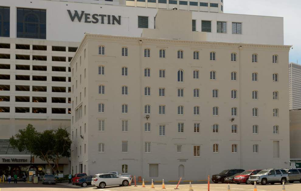 Developers take second crack at proposal for new French Quarter hotel _lowres