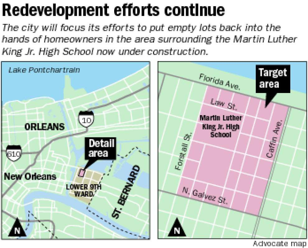Lower 9th Ward revival efforts will go on despite amendment's defeat _lowres