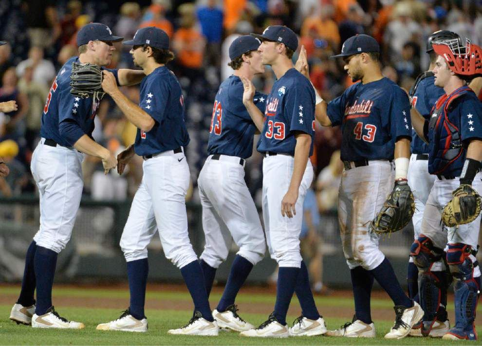 SEC baseball teams look for another run at College World Series _lowres