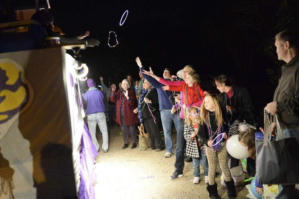 Photos: Big crowds come out for Baton Rouge's Krewe of Southdowns _lowres