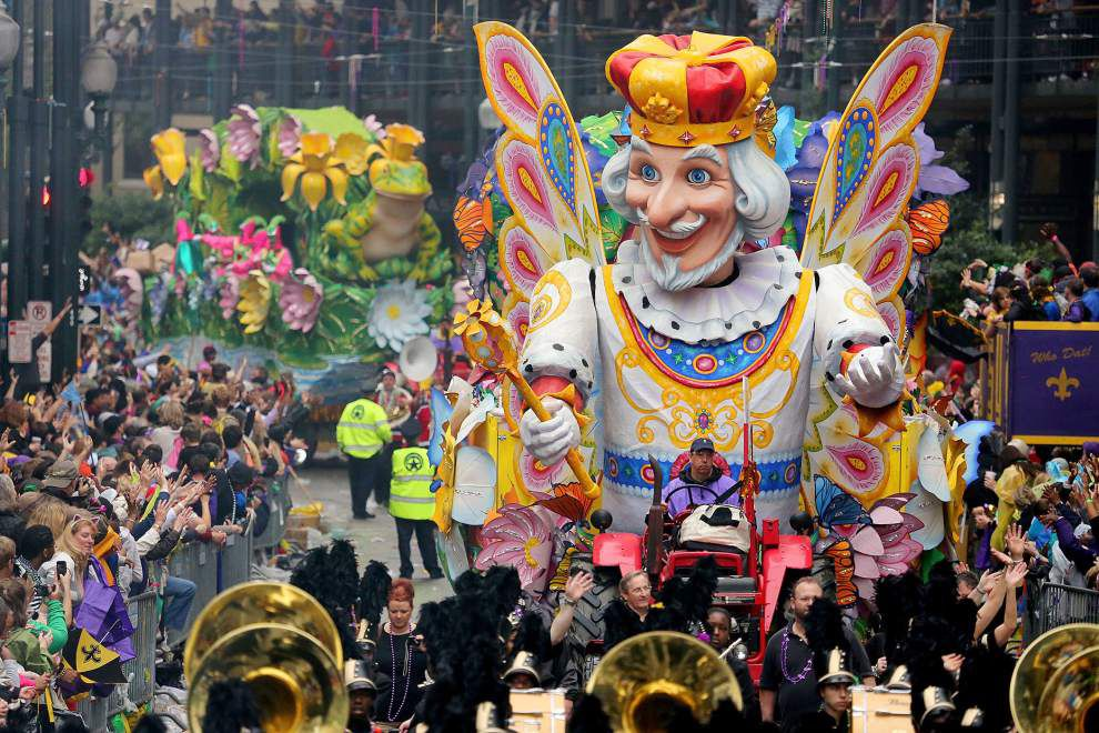 Arthur Hardy's Week 2 Carnival preview: Superkrewes roll out and Fat Tuesday nears _lowres