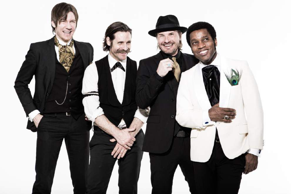 Vintage Trouble draws inspiration from classic rock 'n' roll _lowres