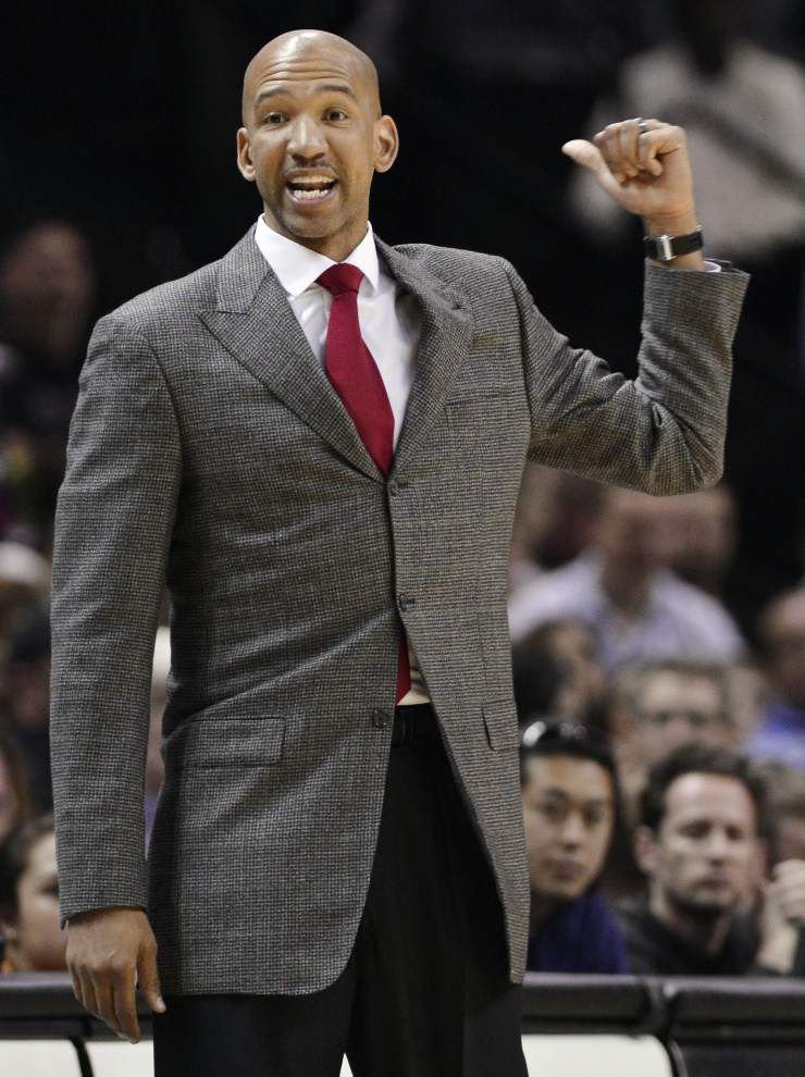 Monty Williams ready to roll with Team USA _lowres
