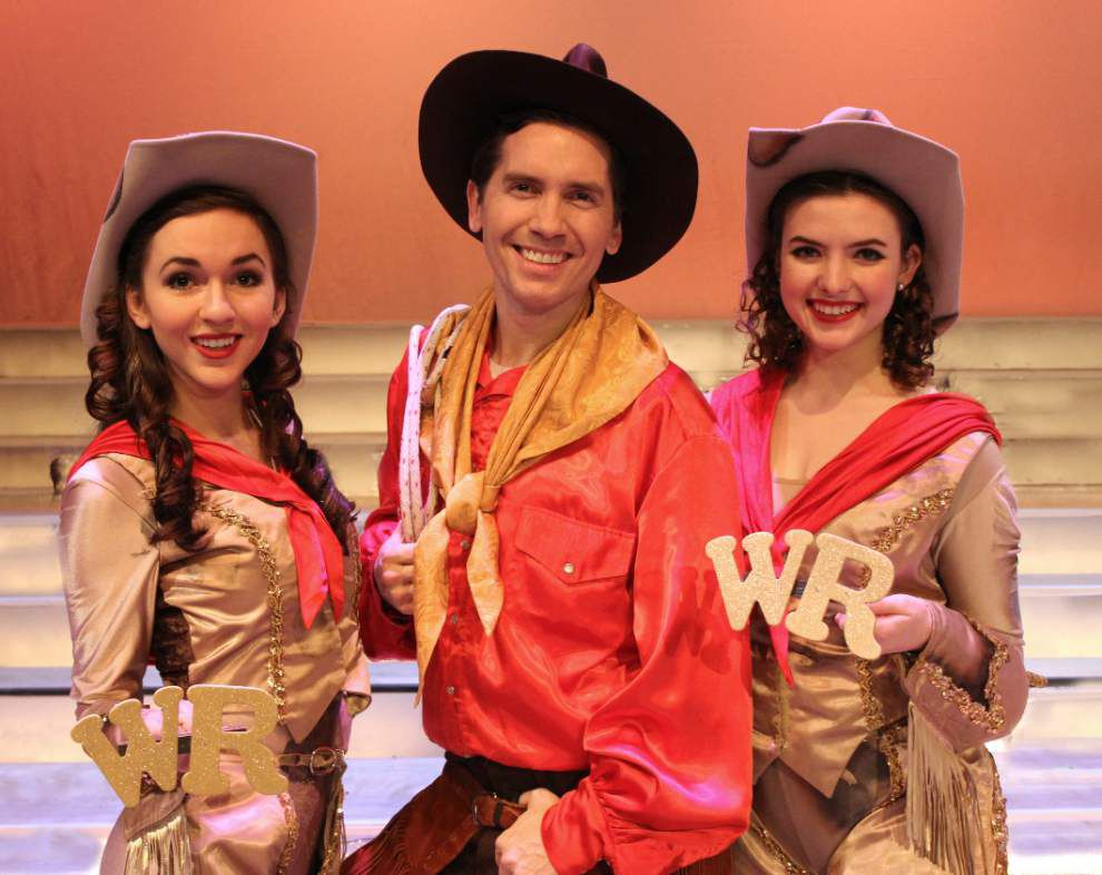 Reliable Rivertown delivers with 'Will Rogers Follies' _lowres