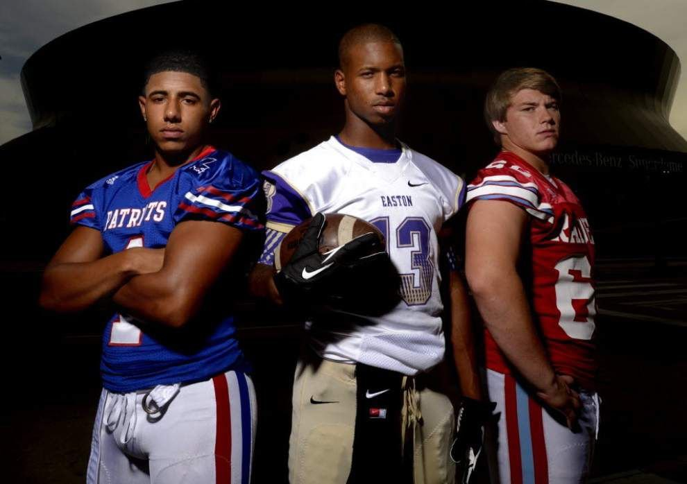 New Orleans Advocate's High School Football 2014 Preview Section _lowres