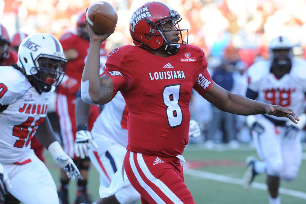 Ragin' Cajuns chat with Advocate sportswriter Luke Johnson, Wednesday at 11 a.m. _lowres