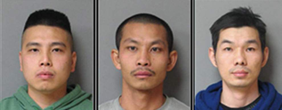 Three men booked on cockfighting charges, and other area crime news _lowres