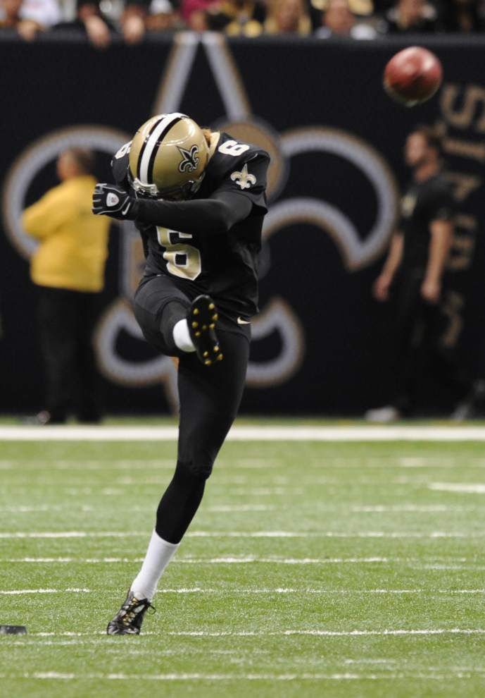 Morstead's SB onside kick picked as Saints' most memorable play _lowres