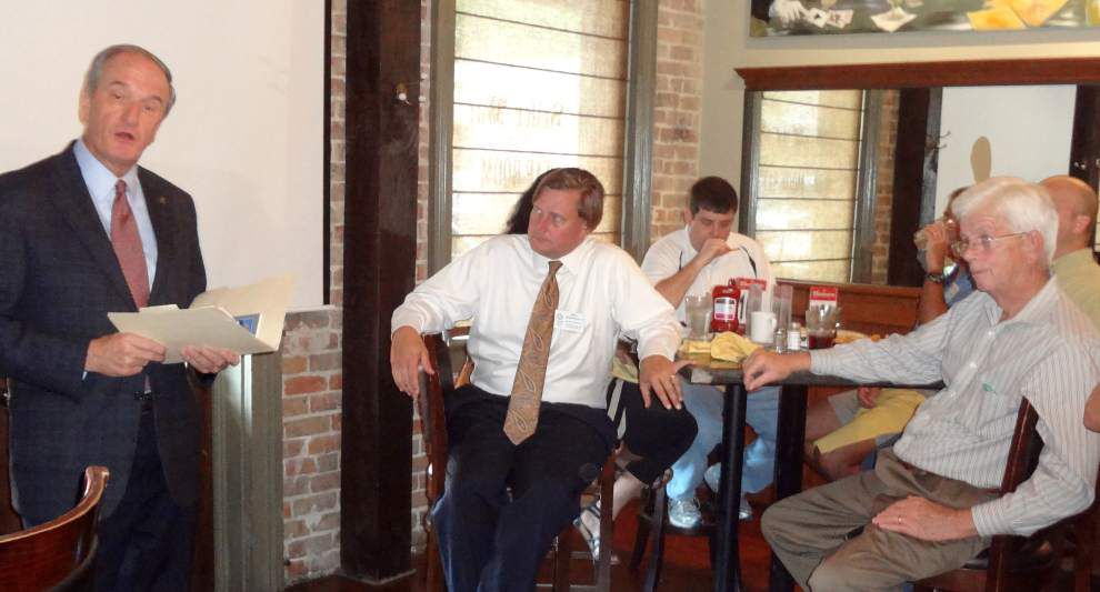 Covington Rotary Club hears from former district leader _lowres