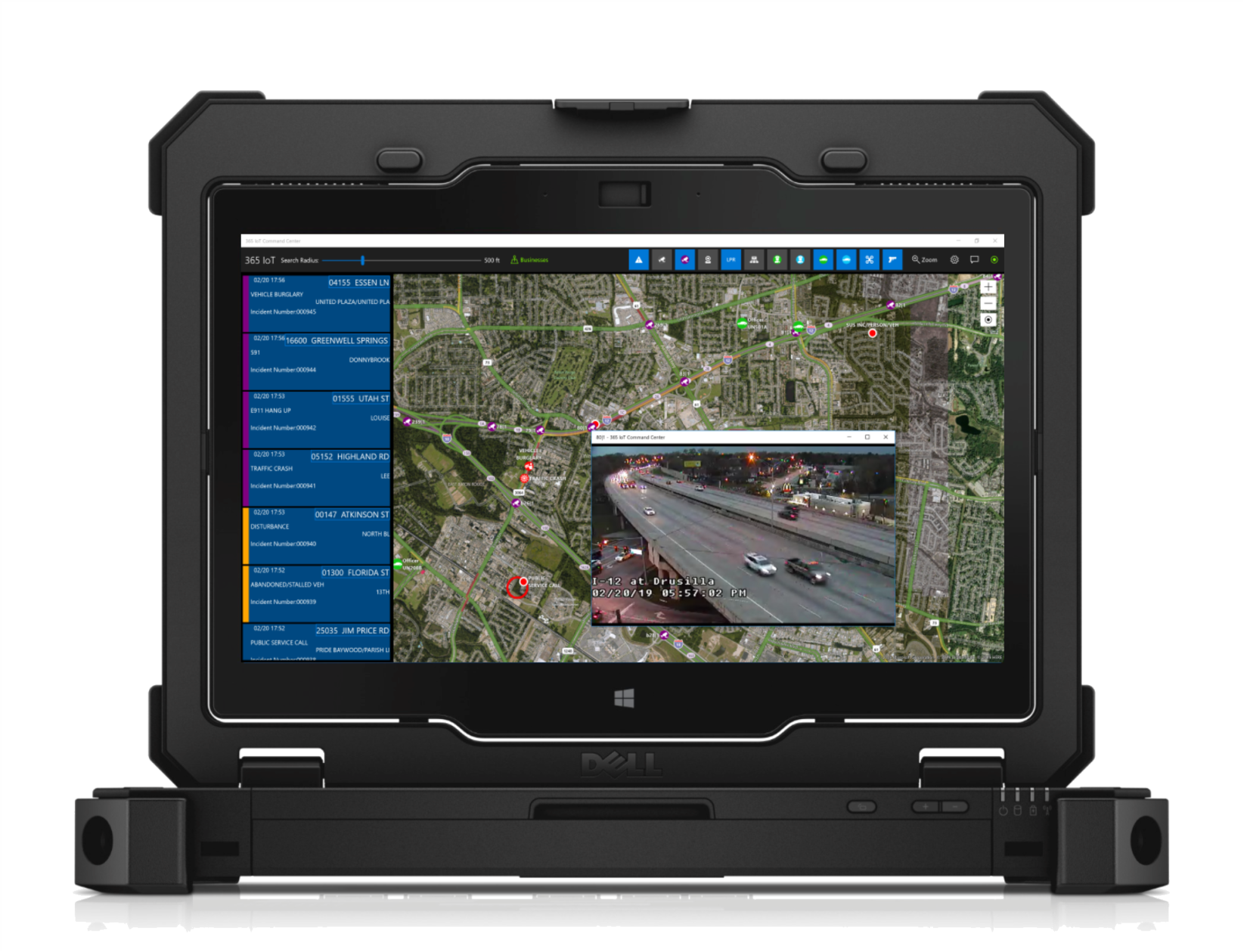 License plate readers, GPS tracking among features in EBRSO's new handheld smart-devices