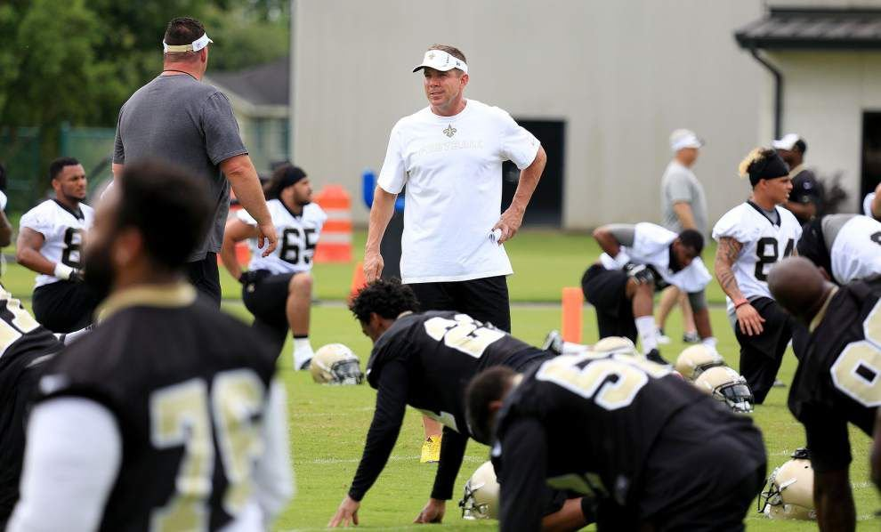 Lewis: 'It's not all new (for Sean Payton) anymore' _lowres