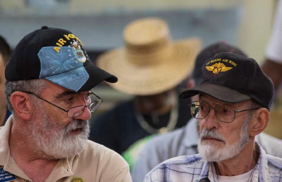 Senate backs bill to improve health care for veterans _lowres