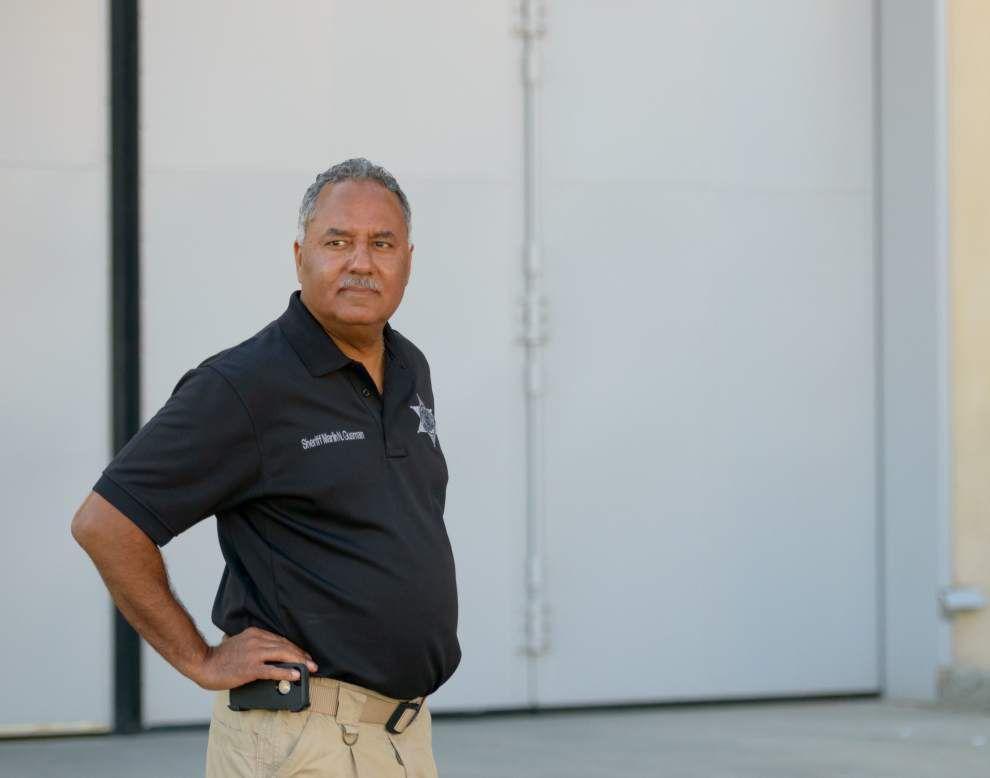 Orleans Parish Sheriff Marlin Gusman puts creative spin on city jail disaster (copy) _lowres