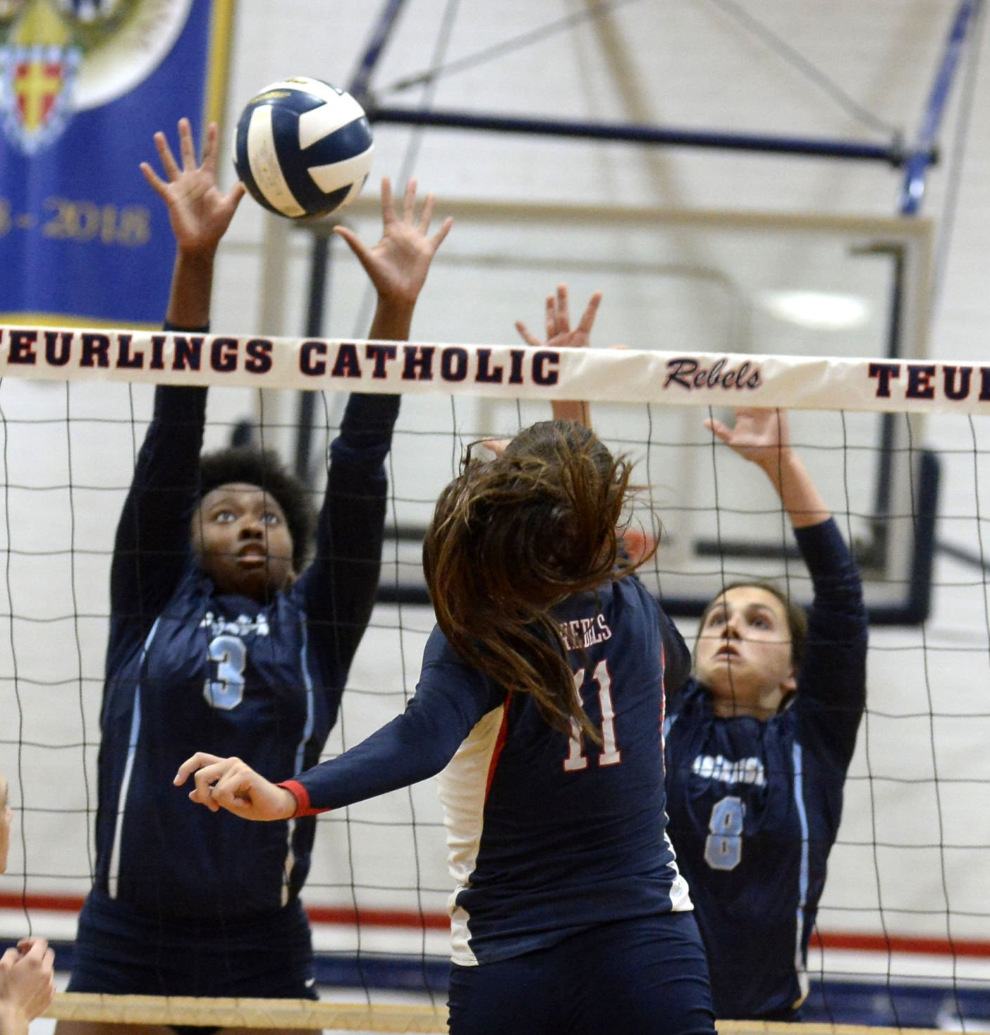 Check out the upcoming prep volleyball schedule for the Acadiana area