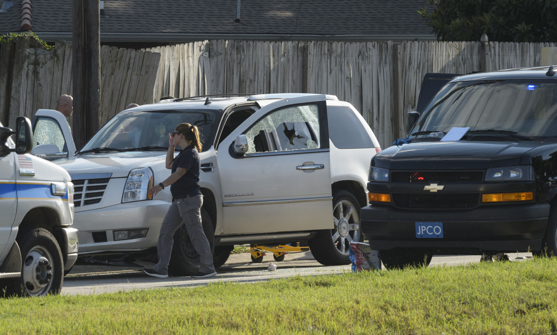 In random New Orleans-area killings, why is alleged gunman labeled a 'spree' — not 'serial' — killer?