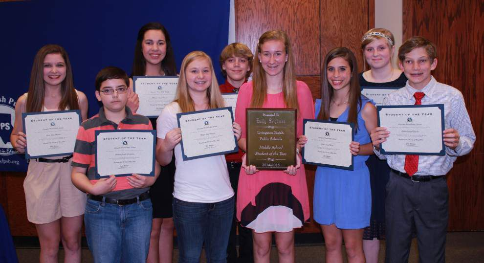 Live Oak High principal promoted, Students of the Year honored _lowres