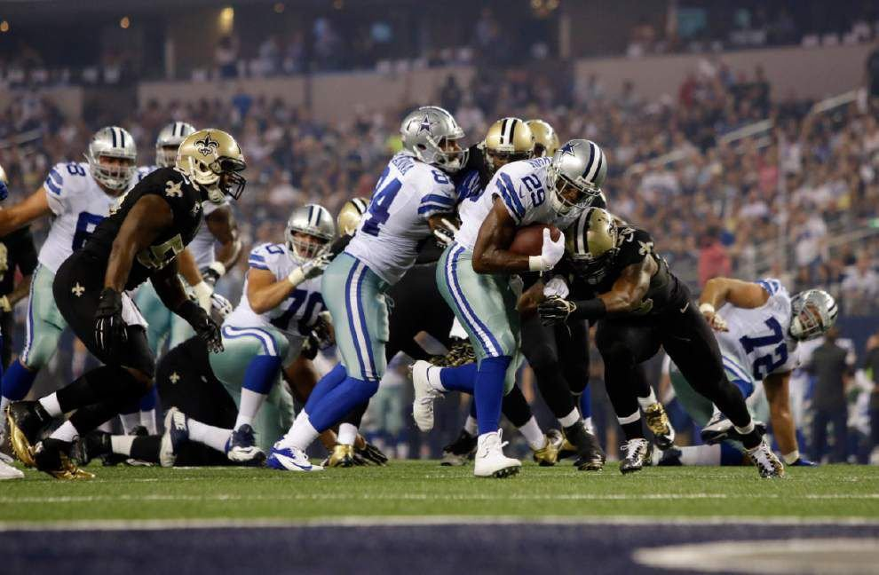 Cowboys vs. Saints Gameday: Predictions, biggest storyline, where to watch on TV, more _lowres