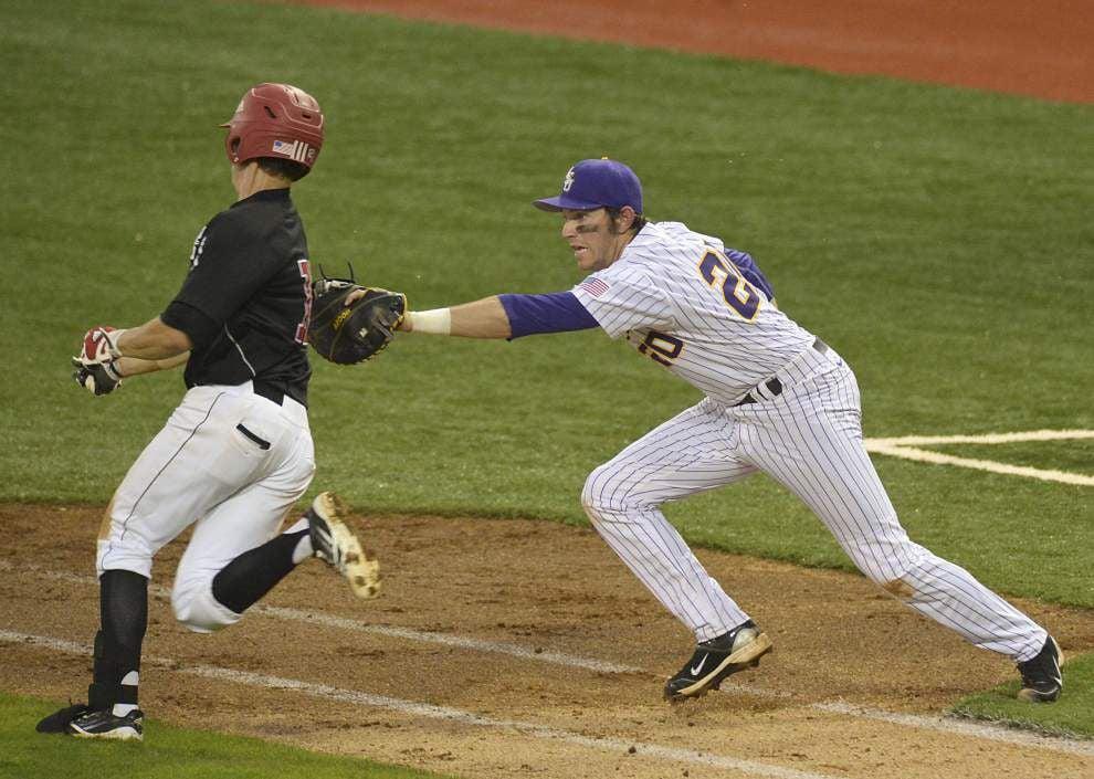 LSU baseball pregame: South Alabama at LSU _lowres