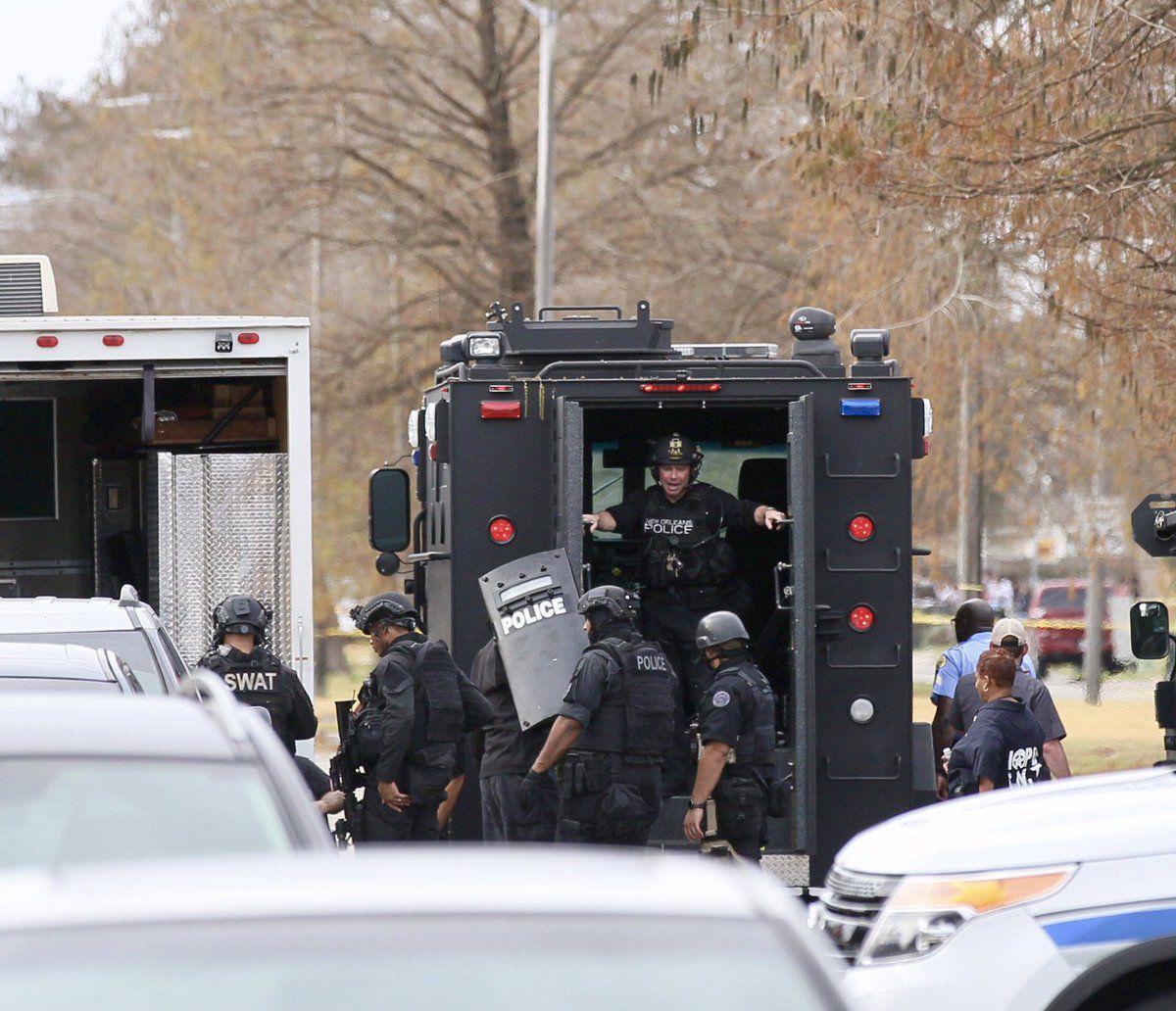SWAT in Algiers