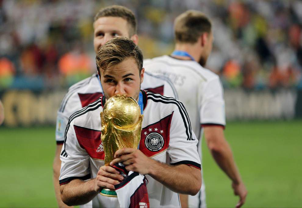 Project leads to World Cup success for Germans' 'golden generation' _lowres