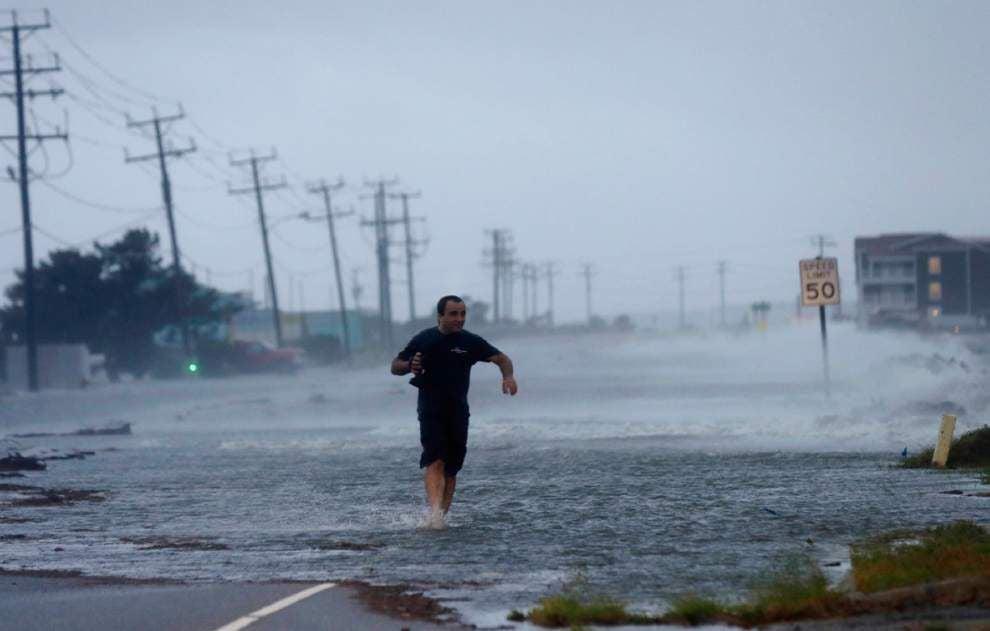 Atlantic hurricane season weakest so far since 1983 _lowres