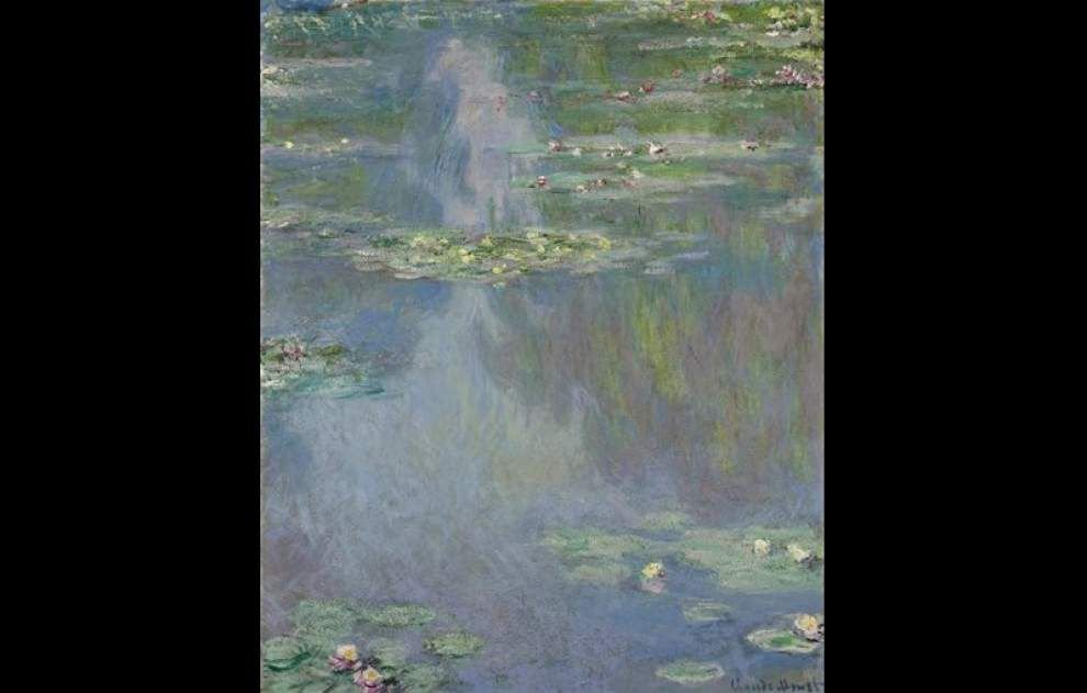 Monet painting part of NYC copper heiress auction _lowres