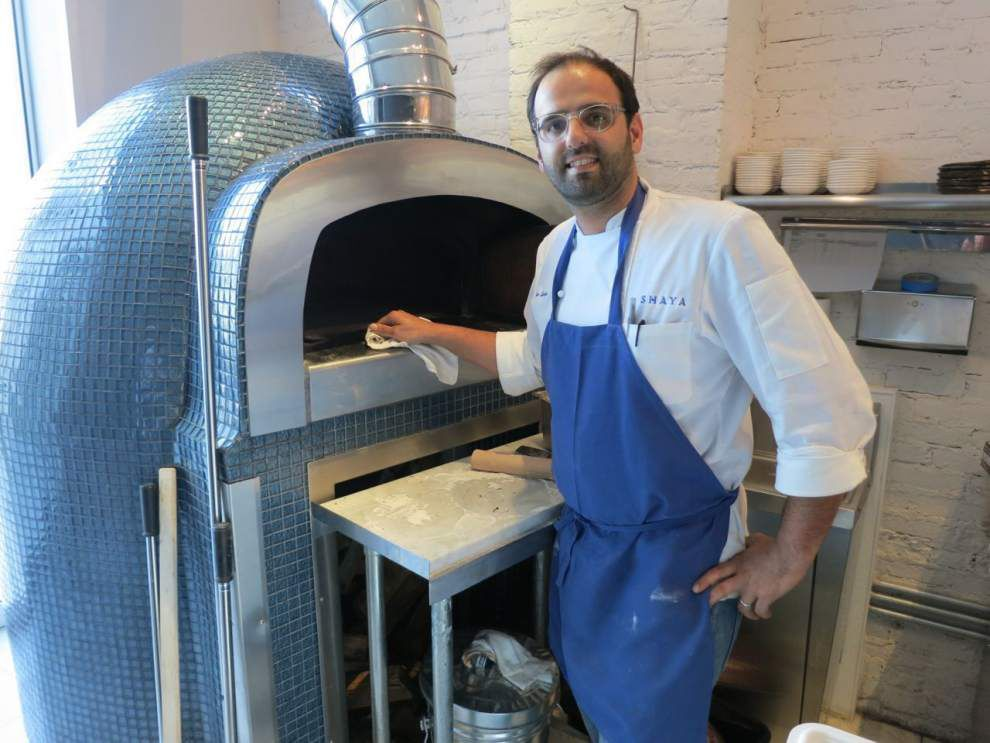 Ian McNulty: Shaya mines chef's roots, blending crossroads cuisine with family ties _lowres
